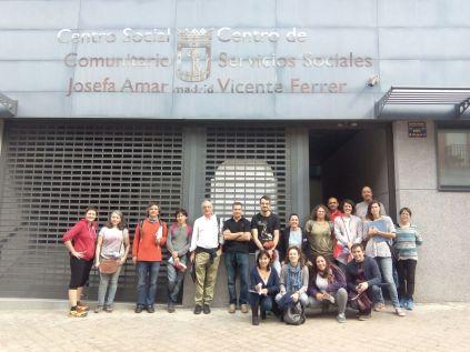 Participantes Trabajo Campo
